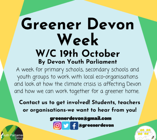 Greener Devon Returns