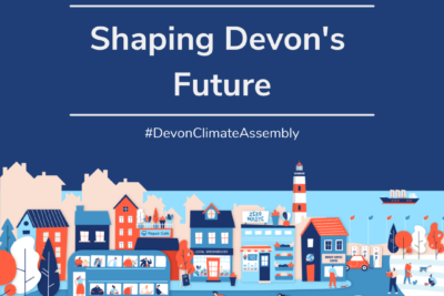 Invitations to join this summer's Devon Climate Assembly sent to households
